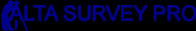 Alta Survey Pro Logo